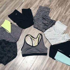 S/M workout bundle